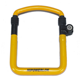 Motorcycle U Shackle Lock